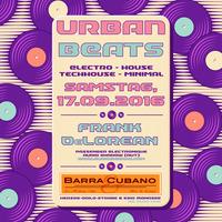 URBAN BEATS@Barra Cubano