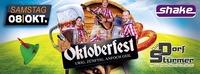 Oktoberfest - Die Dorfstürmer LIVE@Shake