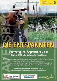 Konzert Die Entspannten@Kulturzentrum Ravelsbach