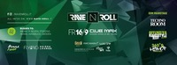 RAVE N ROLL - 3rd Edition@Club Max