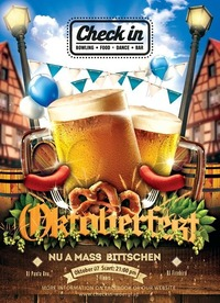 Wörgler Oktoberfest@Check in