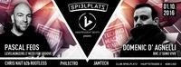 Raveplatz w/ Pascal FEOS & Domenic D Agnelli@Club Spielplatz