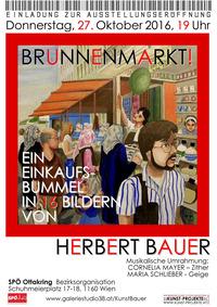 Herbert Bauer Brunnenmarkt!@SPÖ Ottakring Bezirksorganisation
