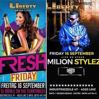 FreshFriday Special*** - 16.09.2016@Club Liberty