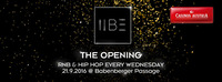 2BE - Opening / RNB & HIP HOP with Mosaken / by Casinos Austria@Babenberger Passage