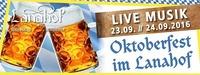 Lanahof Oktoberfest@Lanahof - Bierhaus / Birreria