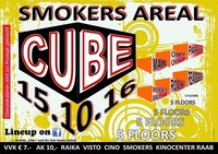 CUBE Festival@Smokers Musikbar