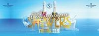 Champagne Showers • Moët & Chandon Edition • 23/09/16