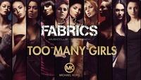 TOO MANY Girls!@Fabrics - Musicclub