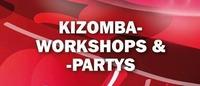 Kizombaspecial Workshop Doppelpack - Beginner I & II & KizOnly Party@Schauspielhaus Salzburg
