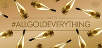 VANITY #ALLGOLDEVERYTHING by Armand de Bringanc