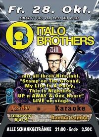 Italobrothers LIVE@Excalibur