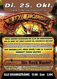 2. EXL Jägerball@Excalibur