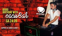 Pablo Escubar live on Decks@Wildwechsel
