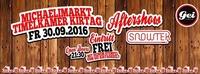 Michaelimarkt Aftershow mit DJ Snowtek II GEI Musikclub@GEI Musikclub