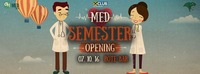 MED Semester Opening@ROTE BAR / Volkstheater