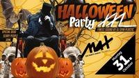 ▲▲ Halloween Party XXL ▲▲@MAX Disco