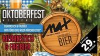▲▲ MAX Oktoberfest Weekend ▲▲@MAX Disco