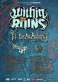 Within the Ruins, Fit for an Autopsy & more@Viper Room
