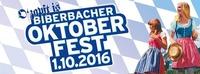 O'zapft is – Biberbacher Oktoberfest 2016@neben dem FF-Haus