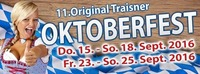11. Original Traisner Oktoberfest@Eventstadl