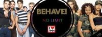 Behave! No Limit - die beste 90er Party der Stadt@U4