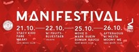 Manifestival w/ Move D, Stacy Kidd, Mark Rhein & Bluestaeb@SASS