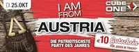 I am from Austria@Cube One