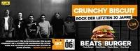 Beats & Burger - Crunchy Biscuit live!@Werkstatt Kufstein
