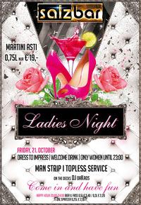Ladies Night/DJ daKaos @Salzbar@Salzbar