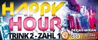 Happy Hour - Trink 2 Zahl 1 | Disco Fix@Disco Fix