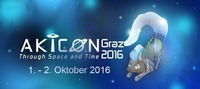 AkiCon Graz 2016 - Through Space and Time@Seifenfabrik Veranstaltungszentrum Graz