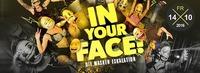 In YOUR FACE - die Masken-Eskalation@Baby'O
