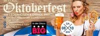 BIG & Oktoberfest mit Lederhosen & Dirndl Party!@Baby'O