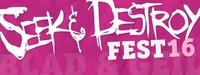 Seek & Destroy FEST 2016@Bergwerk