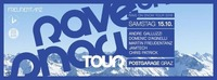 Rave on Snow TOUR 2016 at Postgarage w/ André Galluzzi@Postgarage