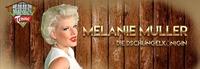 Melanie Müller - die Dschungelkönigin - LIVE@Hohenhaus Tenne