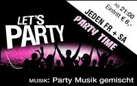 Jeden Samstag – Partytime
