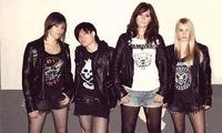 The Ramonas (UK)@Chelsea Musicplace