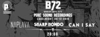 Puresound Recordings Labelnight @B72@B72