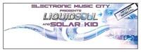 Liquid SOUL & Solar Kid in der