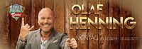Olaf Henning - LIVE@Hohenhaus Tenne