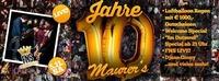 10 JAHRE Maurer's St.Stefan - DIE Partynacht@Maurer´s