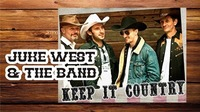 Juke West and the Band@Tanzcafe Waldesruh