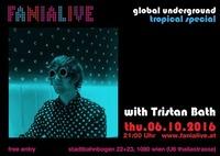 Global Underground_Tropical special@Fania Live