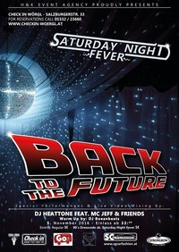 Back To The Future Saturday Night Fever@Check in