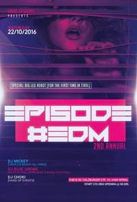 Episode#EDM 2ND Annual@Check in