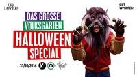 Das große Volksgarten Halloween Special@Volksgarten Wien