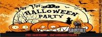 Halloween Weekend - Friday@Saustall Hadersdorf