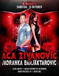 Aca Zivanovic & Jadranka Barjaktarevic - 15.10.2016@Club Liberty